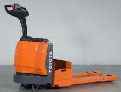 Toyota 8HBC30, 8HBC40, 8HBE30, 8HBE40, 8HBW30, 8TB50 Pallet Truck Workshop Service Manual (CL398-07)