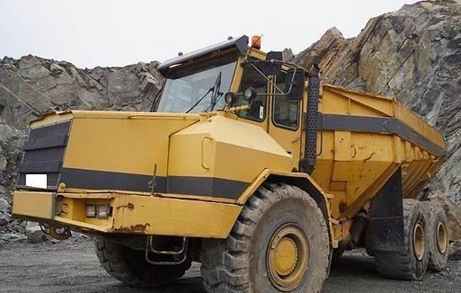 Doosan / Moxy MT40 Articulated Dump Truck Workshop Service Manual