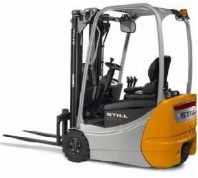 Still RX50-10, RX50-13, RX50-15, RX50-16 Forklift Truck Series 5060-5066 Workshop Service Manual