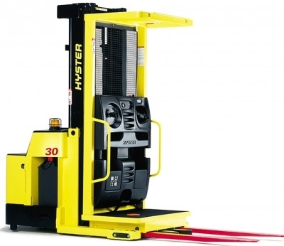 Hyster R30XMS Electric Reach Truck C174 Series Spare Parts Manual