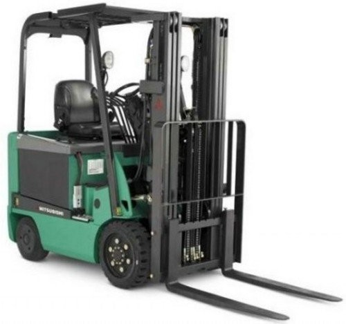 Mitsubishi FBC15K, FBC18K(L), FBC20K, FBC25K(E,L), FBC30K(L) Electric Forklift Truck Service Manual