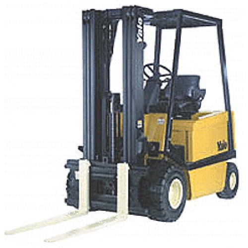 Yale ERP20ALF, ERP25ALF, ERP30ALF Electric Forklift Truck B216 Series Parts Manual (Europe)