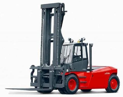 Linde H100, H120, H140, H160, H180 Forklift Truck 359 Series Operating Instructions (User Manual)