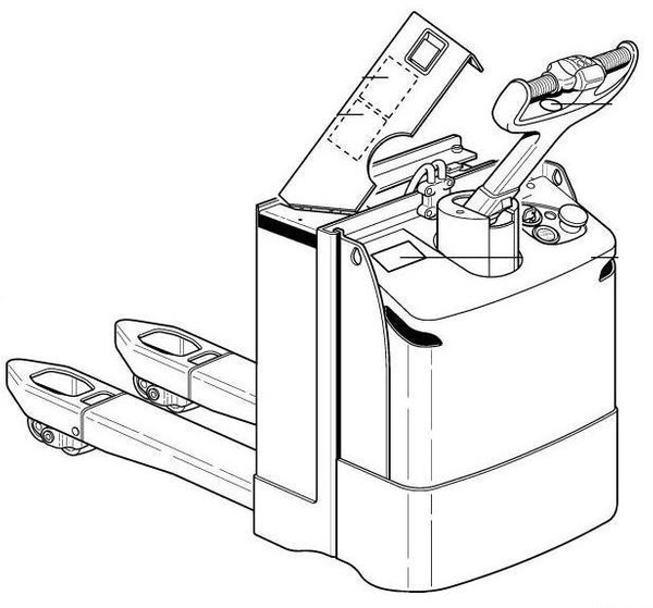 Linde T20, T20AP, T30 Pallet Truck 141 Series Operating Instructions (User Manual)