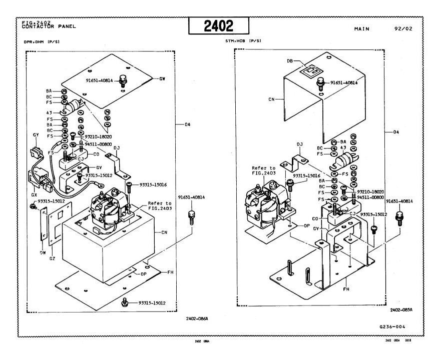 35 Toyota Forklift Parts Diagram