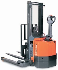 Toyota 6BWS10, 6BWS13 (SN.585890-up) Electric Walkie Stacker Workshop Service Manual (CL3WS-01)
