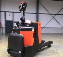Toyota 7PM18, 7PM20 Pallet Truck (SN. from 963650) Operators Manual (243224-040)