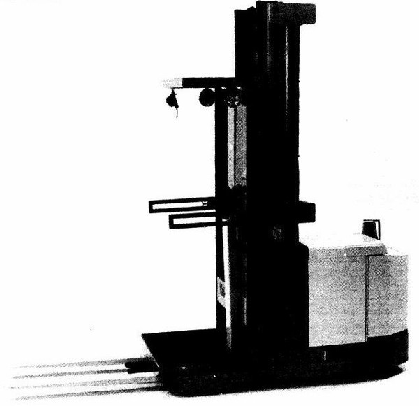 Yale OS030BB, SS030BB High Lift Order Selector Workshop Service Maintenance Manual