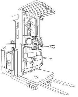 Yale OS030BE, OS030EC, SS030BE Order Selector C801, D826 Series Workshop Service Maintenance Manual
