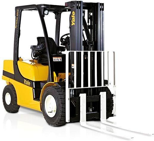 Yale GLP60VX, GLP70VX, GDP60VX, GDP70VX Forklift Truck D878 Series Parts Manual