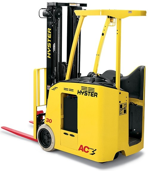 Hyster E30HSD2, E35HSD2, E40HSD2 Electric Forklift Truck B219 Series Workshop Service Manual