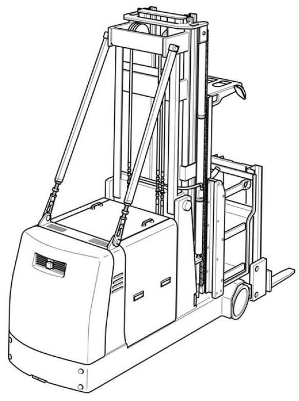 Jungheinrich EKS 513, EKS 515, EKS 515K Order Picker Workshop Service Manual