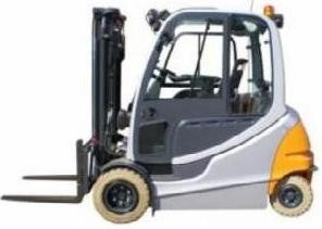 Still RX60-25, RX60-30, RX60-35 Electric Forklift Truck Ser.6321-6325 Operating Instructions, Manual