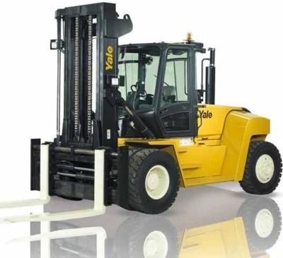 Yale GDP300EC, GDP330EC, GDP360EC Diesel Forklift Truck E877 Series Service Maintenance Manual (USA)