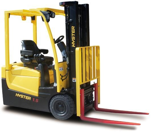 Hyster A1.3XNT, A1.5XNT Electric Forklift Truck D203 Seriews Workshop Service Manual (Europe)