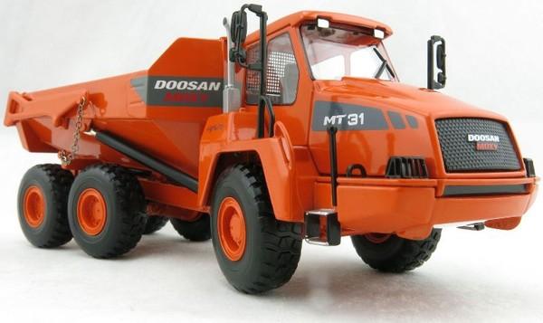 Doosan / Moxy MT26, MT31 Articulated Dump Truck Workshop Service Manual