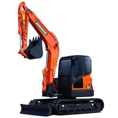 Doosan DX80R (SN. from 50001) mini Excavator Workshop Service Manual