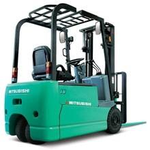 Mitsubishi FB13TCA, FB15TCA, FB18TCA, FB20TCA Electric Forklift Truck Workshop Service Manual
