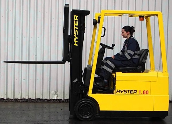 Hyster J1.60XMT, J1.80XMT, J2.00XMT Electric Forklift Truck D160 Series Workshop Service Manual (EU)