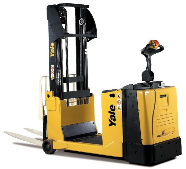 Yale MC10, MS12E, MS15 Electric Pallet Stacker A860 Series Spare Parts Manual (Europe)