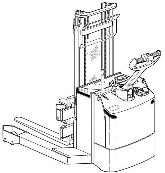 Linde L16AS Pallet Truck 141 Series Operating and Maintenance Instructions