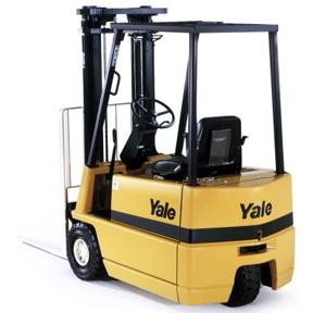 Yale ERP10RCF, ERP12RCF, ERP15RCF Electric Forklift Truck A888 Series Parts Manual (Europe)