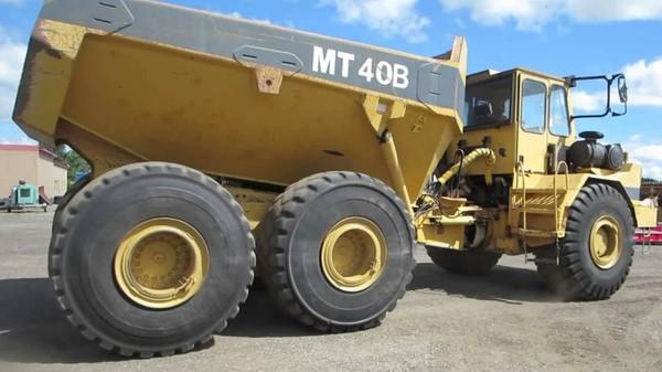 Doosan / Moxy MT40B Articulated Dump Truck Workshop Service Manual