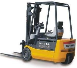 Still R20-15i, R20-16i, R20-18i, R20-20i Electric ForkLift Truck Series 2045-2049 Spare Parts Manual