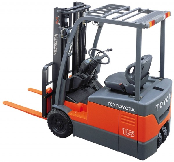Toyota 7FBE10, 7FBE13, 7FBE15, 7FBE18, 7FBE20 Electric Forklift Truck Workshop Service Manual(CE329)