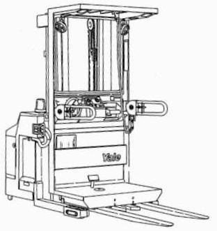 Yale OS030BC, SS030BC Order Selector Workshop Service Manual