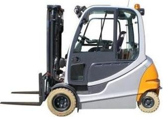 Still RX60-25, RX60-30, RX60-35 Electric Forklift Truck Series 6321,6322,6323,6324,6325 Parts Manual