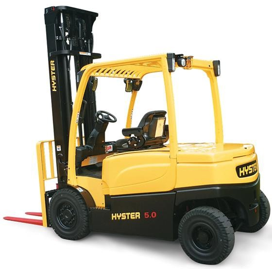 Hyster J4.0XN, J4.5XN, J5.0XN Electric Forklift Truck A970 Series Workshop Service Manual (Europe)