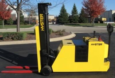 Hyster W20XTC, W25XTC, W30XTC, W40XTC Pallet Truck A454 Series Spare Parts Manual (EPC)