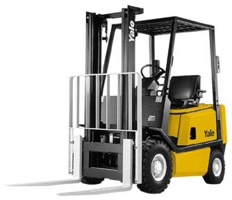 Yale GLP16AF, GLP20AF, GDP16AF, GDP20AF Diesel/LPG Forklift Truck B810 Serie Workshop Service Manual