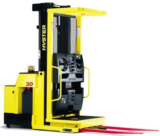 Hyster R30XMS3 Electric Reach Truck E174 Series Workshop Service Manual