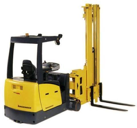 Jungheinrich EFX 410, EFX 413 (10.04-03.13) Electrical Forklift Truck Workshop Service Manual