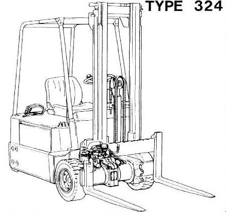 Linde E10, E12, E14, E15, E16 Electric Forklift Truck - BelgreenSellfy