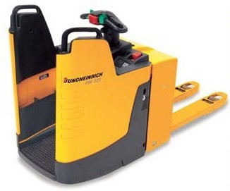 Jungheinrich ERE 225 (from 10.2007) Electric stacker Workshop Service Manual