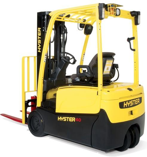 Hyster J30XNT, J35XNT, J40XNT Electric Forklift Truck K160 Series Workshop Service Manual (USA)
