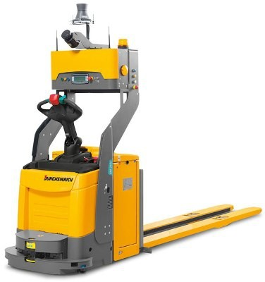 Jungheinrich ERE 225a (from 10.2013) Electric Pallet Mover Workshop Service Manual