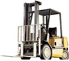 Yale GDP040RG, GDP050RG, GDP060RG, GDP065RG Diesel Forkift Truck E177 Series Workshop Service Manual