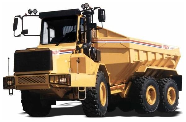 Doosan / Moxy MT27, MT30, MT30R, MT30S Articulated Dump Truck Workshop Service Manual