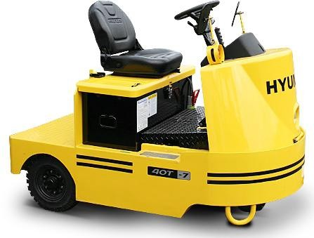 Hyundai 15P-7, 40T-7 Electric towing Tractor Workshop Service Manual