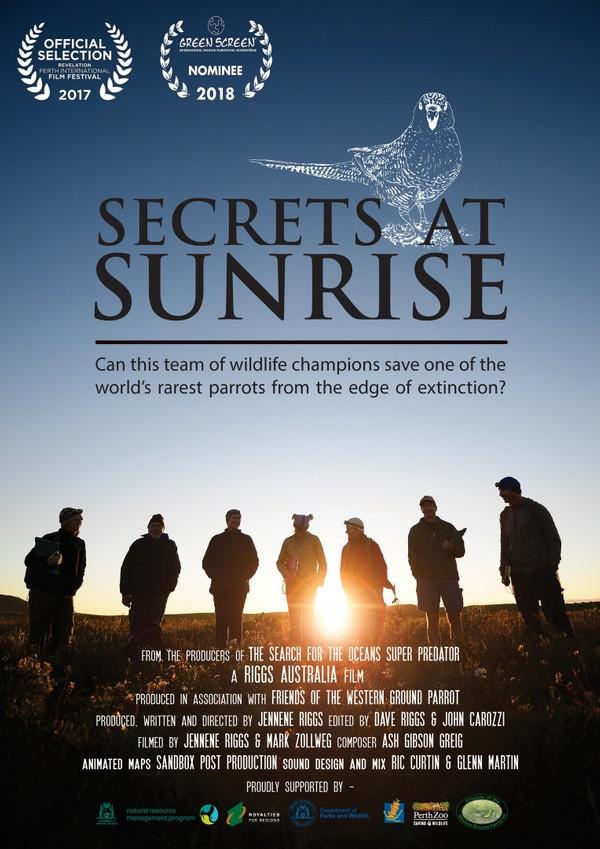 Secrets at Sunrise - 80 min documentary - digital download