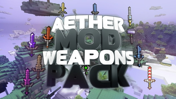Aether Mod Weapons Pack