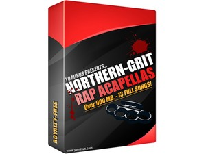 Northern-Grit Rap Acapellas