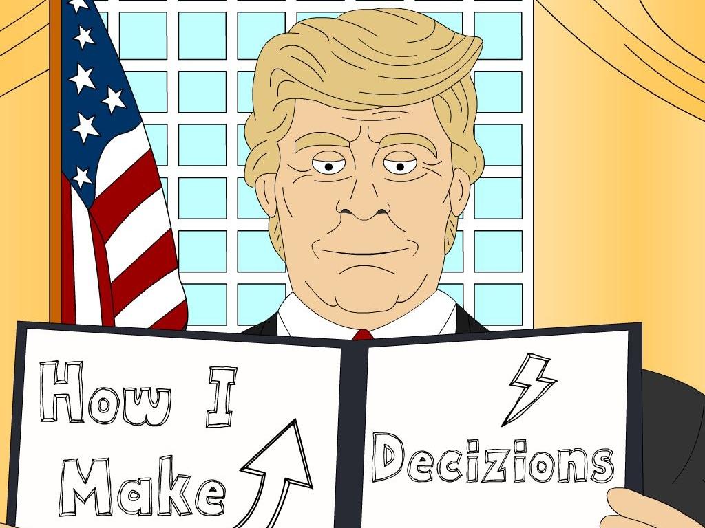 Image of: President An Error Occurred Pixabay Donald Trump Cartoon Template fla Yo Minus Productions