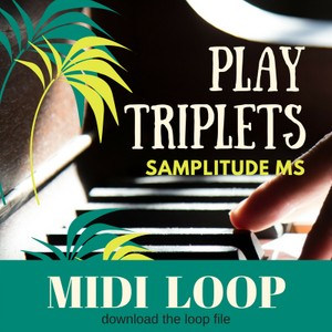Triplet piano loop midi file download