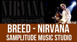 Breed intro Nirvana - Samplitude Tutorials