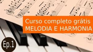 Apostila Modulo melodia e harmonia